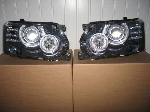 Range Rover Vogue 2013 Headlamps