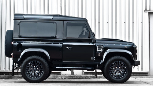 Land Rover Defender 90 Kahn Wide track Arch Kit