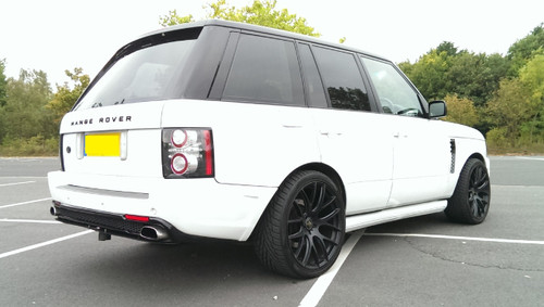 Range Rover Vogue L322 Meduza RS Rear Bumper Body Kit