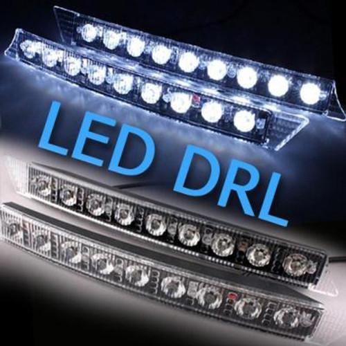 DRL Daytime Running LED Lights