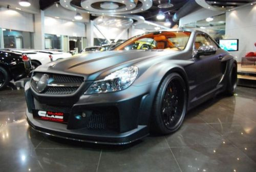 Mercedes SL FAB Design Body Kit