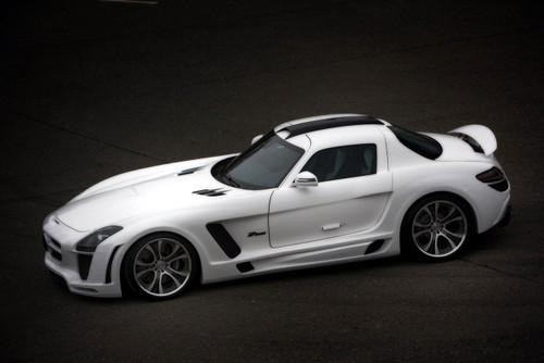 Mercedes SLS FAB Design Body Kit