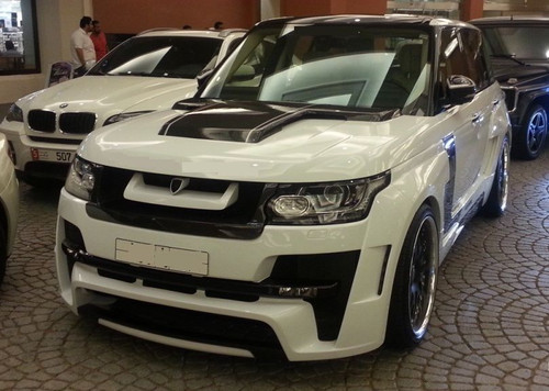 Range Rover Vogue 2014 H Style Body Kit