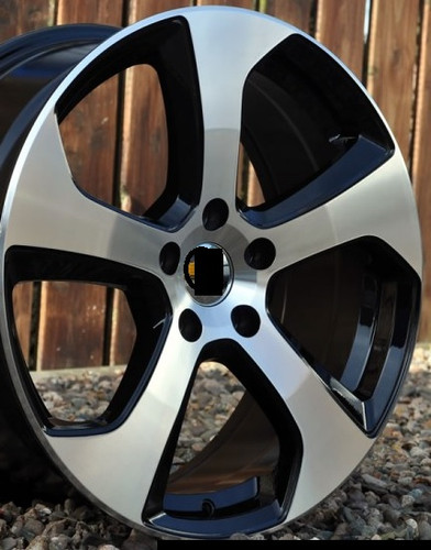 "18"" Alloy Wheels Gti 2 Design"