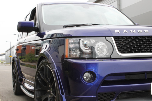 Range Rover Sport Autobiography & RS Fender Pack Bodykit 2010-2013 Blue