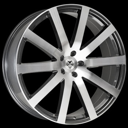 "Wolf Design Regent 24"" Alloy Wheels"