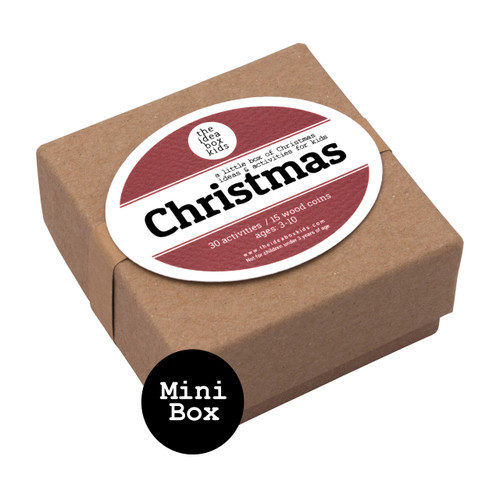 Mini Box: Christmas Activities for Kids
