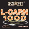 L-Carnitine 1000 (1000mg/Serving - 60 Tablets)