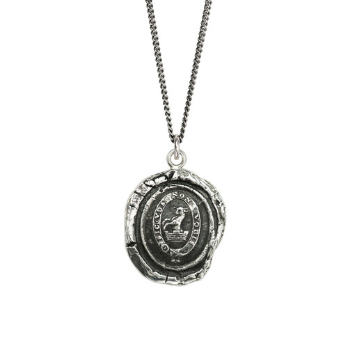 Pyrrha-Devoted Father Talisman 22""