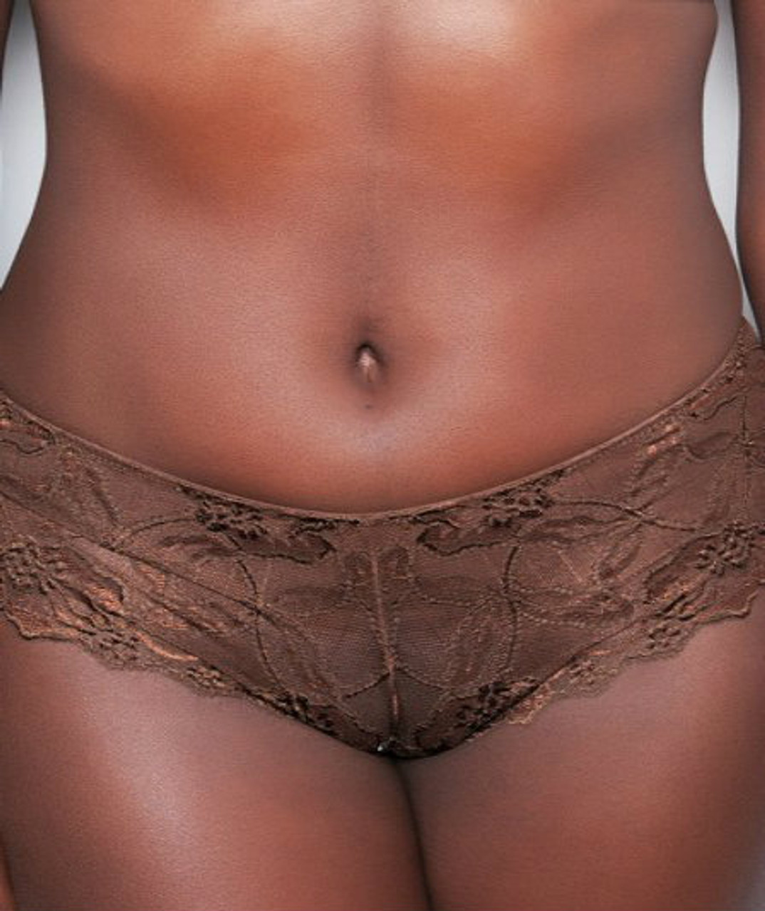 THE CLASSIC LACE SHORT - BERRY