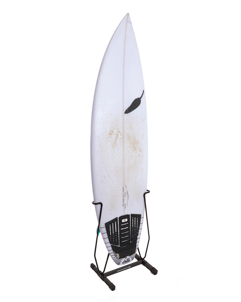 Single Vertical Surfboard Display Rack