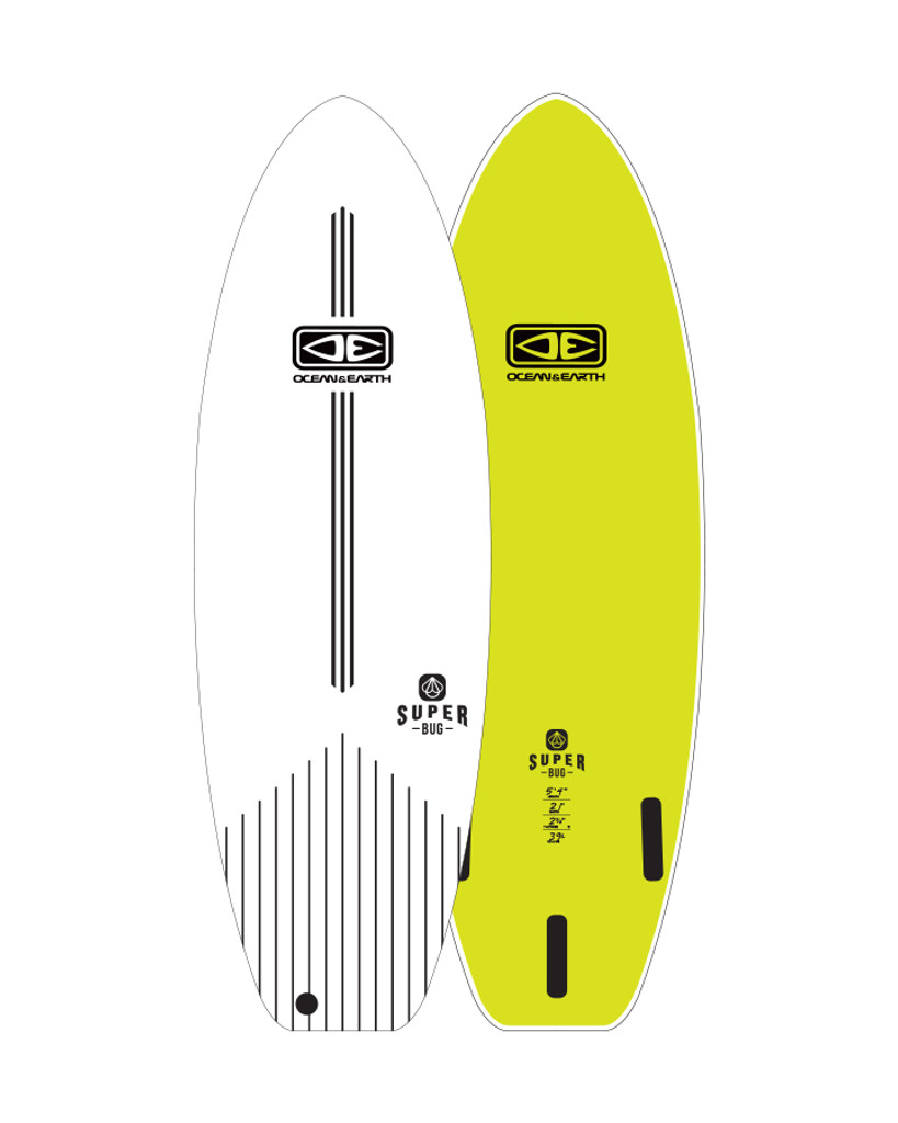 The Super Bug Mini - 5'4""