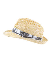 Lilly Fedora - Natural