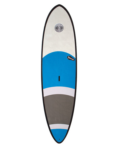 Squeeze Soft Top SUP Board - 10'2""
