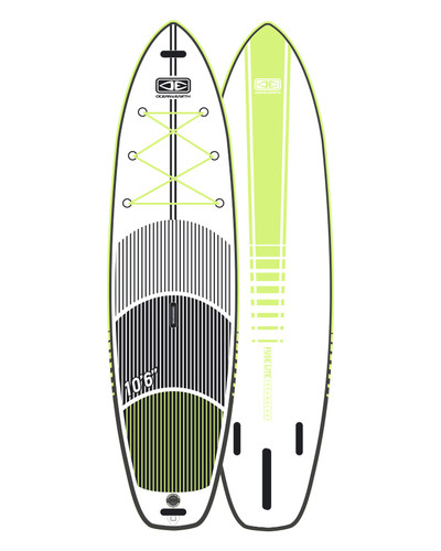 Fuse-Lite | Flat Water SUP Board -Lime 10'6""