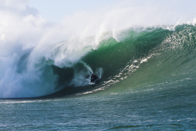 Matt Bromley on Surfing Ireland + Shooting Episode 3 of Risky Ripples