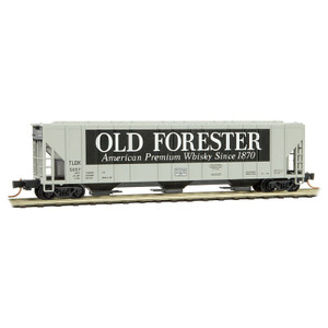 MTL  MICRO-TRAINS 099 00 180  * OLD FORESTER* TLDX BANNER HOPPER