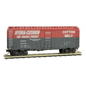 MICRO TRAINS 021 00 591 COTTON BELT RD# SSW 30032