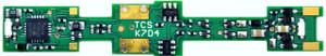 TCS N K7D4 DECODER KATO FOR   the Kato N Scale ACS-64 LOCOMOTIVE