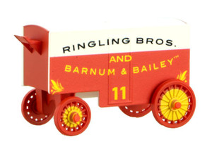 MICRO TRAINS 470 00 259 N RINGLING BROS WAGONS  2PK  15' CLOSED VINTAGE WAGONS