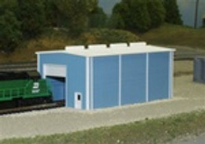 PIKESTUFF 541-8002 N SMALL ENGINEHOUSE