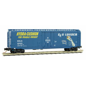 MICRO TRAINS 032 00 500 N EVANS DFB LOADER RD#60003 50' STANDARD BOX CAR