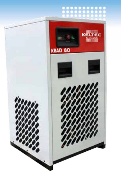 Keltec Technolab Dryer NON-CYCLING REFRIGERATED COMPRESSED AIR DRYER WITH INTEGRATED COMPRESSED AIR FILTERS