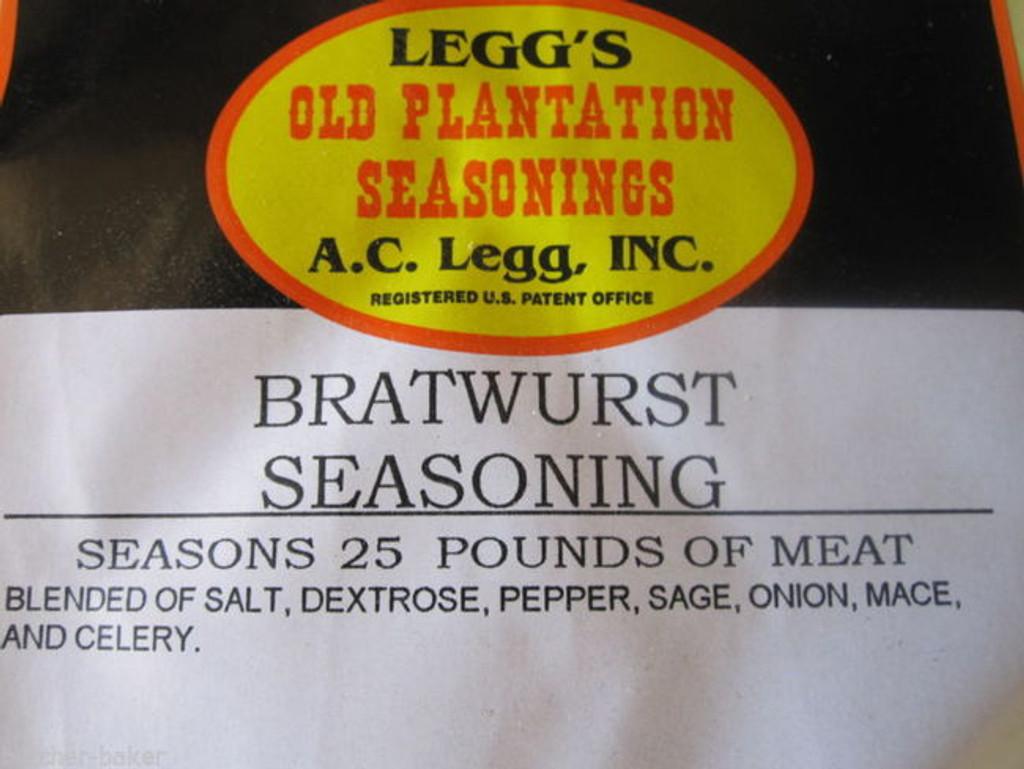 VARIETY Packs of Smoked Links Sausage Seasoning Deer Pork Venison for 75 LBS
