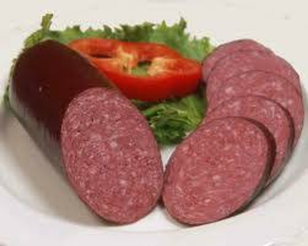 SUMMER SAUSAGE Seasoning Spices for 25 lbs w/Cure