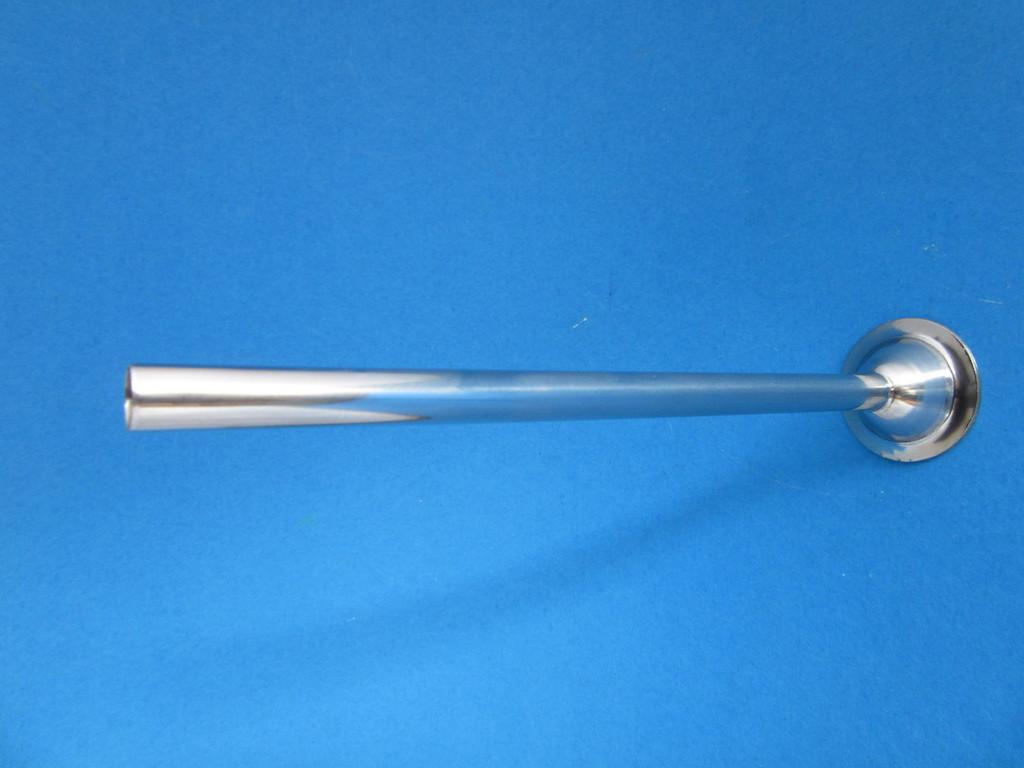 "9mm Manual Sausage Stuffer Stuffing Tube Funnel  3/8"" diameter for LEM model 606"