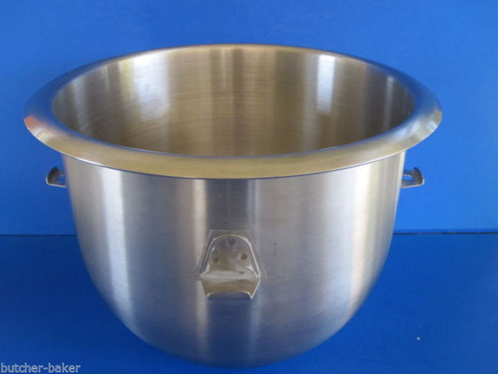 10 Qt Quart Stainless Steel dough Mixer Bowl for Hobart c100 c100t