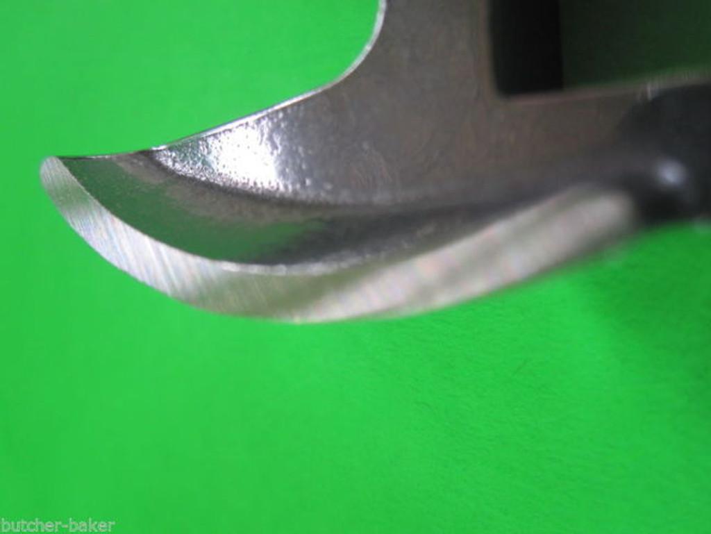 #8 STAINLESS Meat Grinder Knife for LEM  Megaforce MTN STX Cabelas & many others