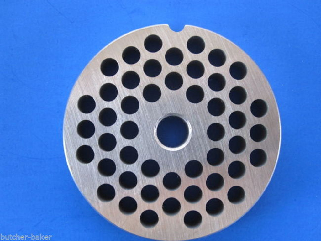 """#12 x 1/4"""" PLATE & SWIRL KNIFE S/S Meat Grinder Grinding SET"""