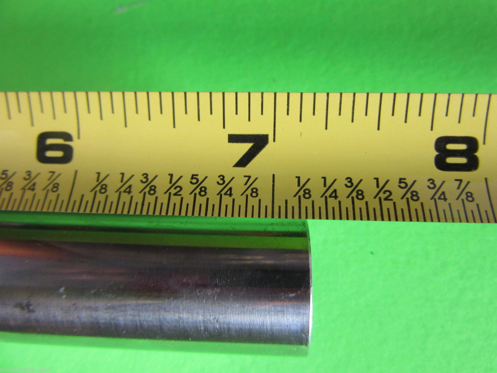 "THE BEST Sausage Stuffing Horn Tube 1/2"" for Manual Stuffer STAINLESS STEEL"