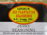 Original JERKY Seasoning Spices for 50 lbs of Venison Elk Beef Moose Axis