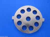 """Meat Grinder plate disc for new FGA KitchenAid Mixer Food Chopper 5/16"""" holes"""