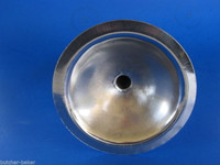 """#22 x 1/2"""" Sausage Stuffing Tube Funnel STAINLESS STEEL"""