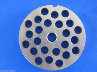 """#22 x 3/8"""" hole STAINLESS Meat Grinding Grinder Plate disc & Cutter Knife"""