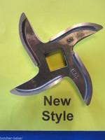 #22 NEW STYLE Meat Grinder Chopper Mincer Knife Blade