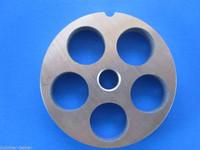 #12 SET (3) plates disc for Hobart LEM Cabelas Enterprise Meat Grinder Chopper