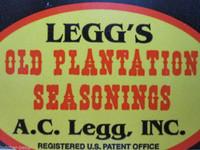 CASE PRICE Leggs Blend #10 ORIGINAL Breakfast Sausage Seasoning for 600 lbs Beef Venison Pork