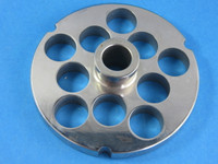 "#52 x 1"" XL large grind holes.  Stainless Steel"