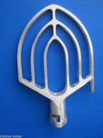 Everything for the Hobart A120 12 Quart Bakery Mixer Dough Hook Wire Whip & Beater