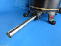 """HEAVY 3/4"""" dia. Stainless Steel sausage stuffer tube funnel for Enterprise & Chop Rite press"""