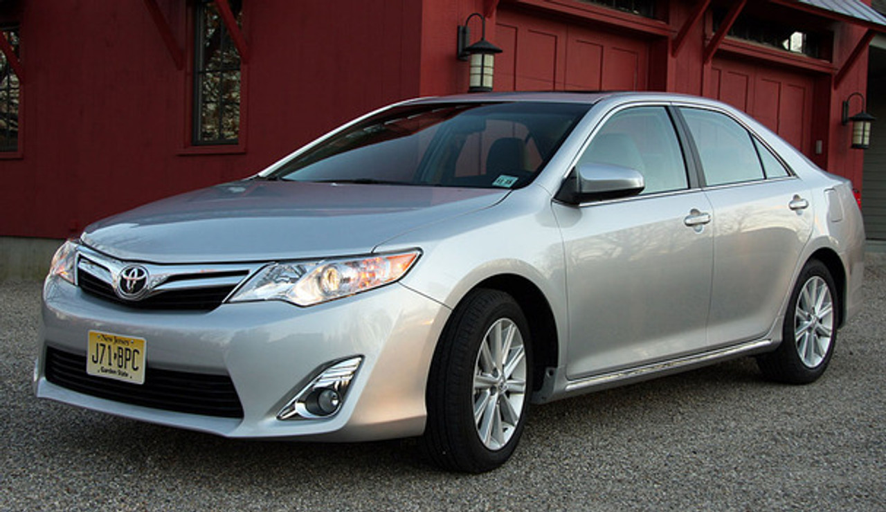 Toyota Camry Seat Extenders