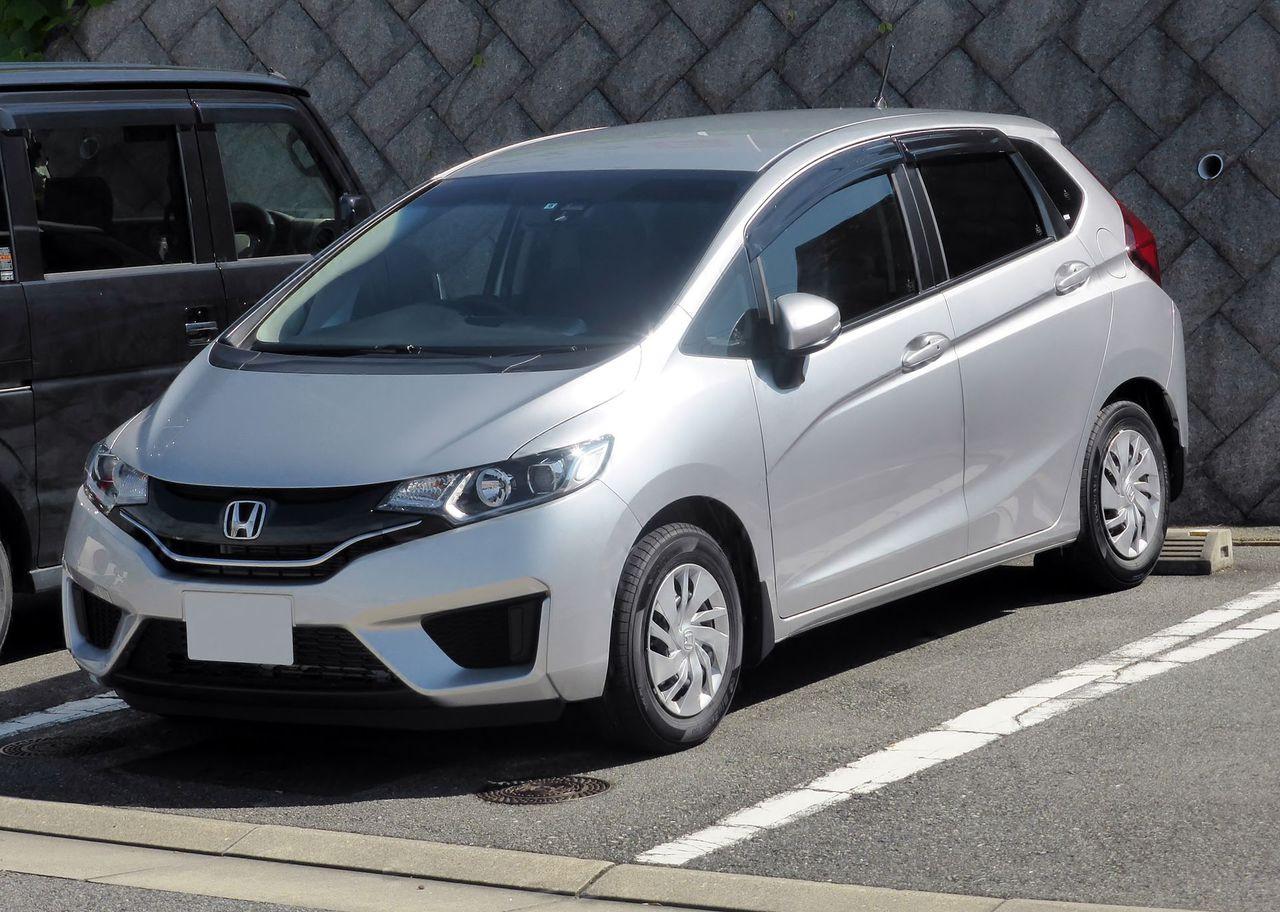 Honda FIT brackets