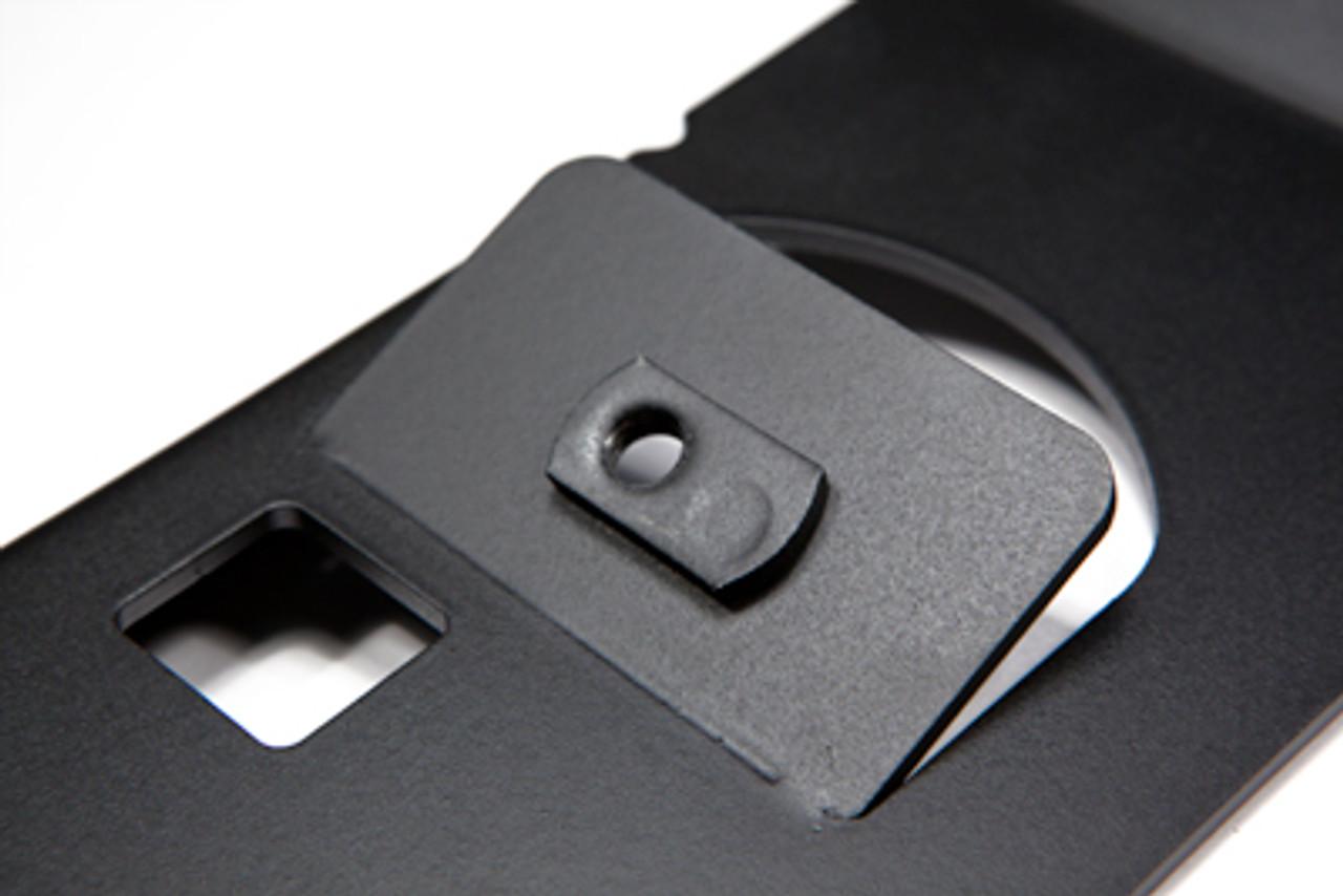 Porsche Brackets Close Up