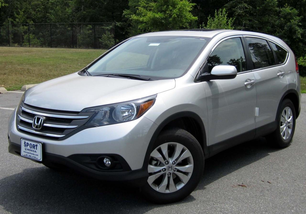 2012-2013 Honda CRV Seat Extenders