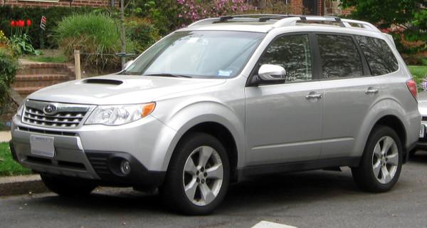 Subaru Forester (3rd Generation 2008-2013)