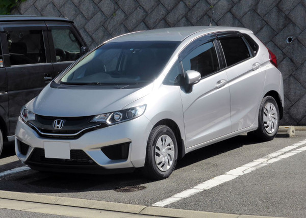 Honda FIT brackets